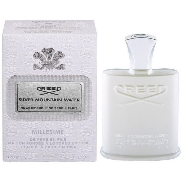 Creed Silver Mountain Water Eau De Parfum For Unisex