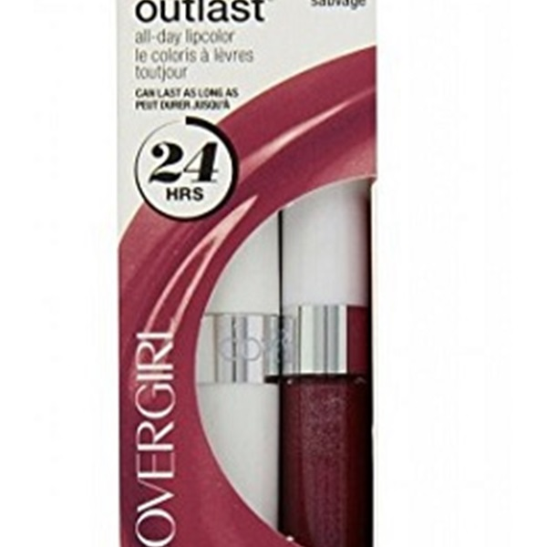 Outlast All Day Two Step Lipcolor