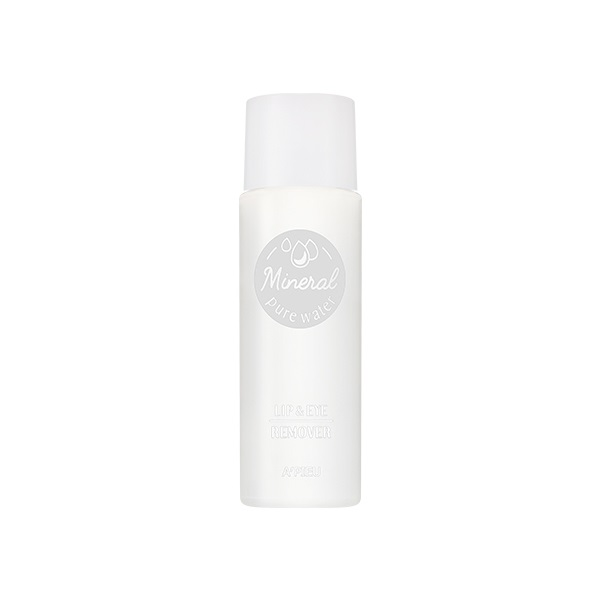 Mineral Lip & Eye Remover Pure Water