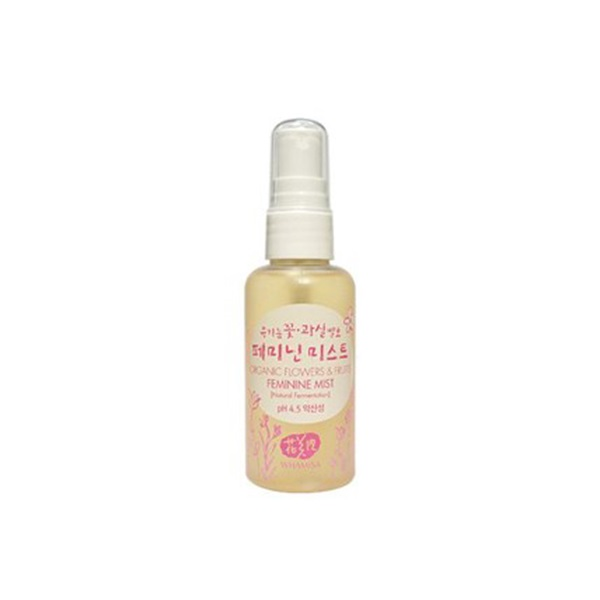 Organic Flowers & Fruits Feminine Mist