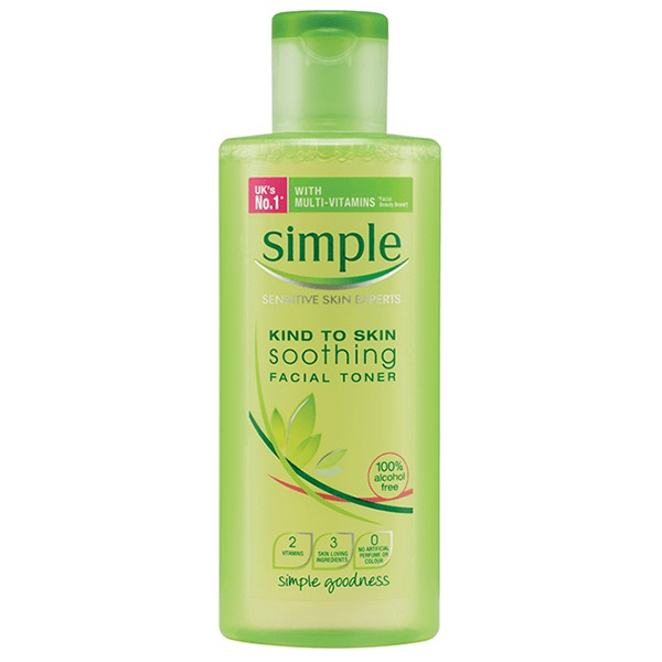 Kind To Skin Soothing Facial Toner