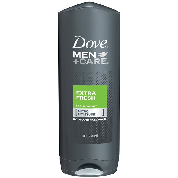 Men + Care Extra Fresh Body And Face Wash