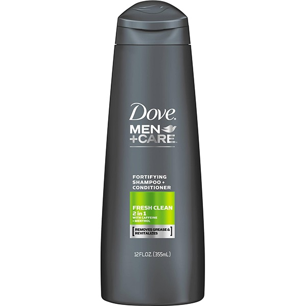 Men + Care Fortifying Shampoo + Conditioner