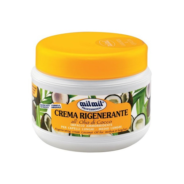 Coconut Oil Regenerating Cream