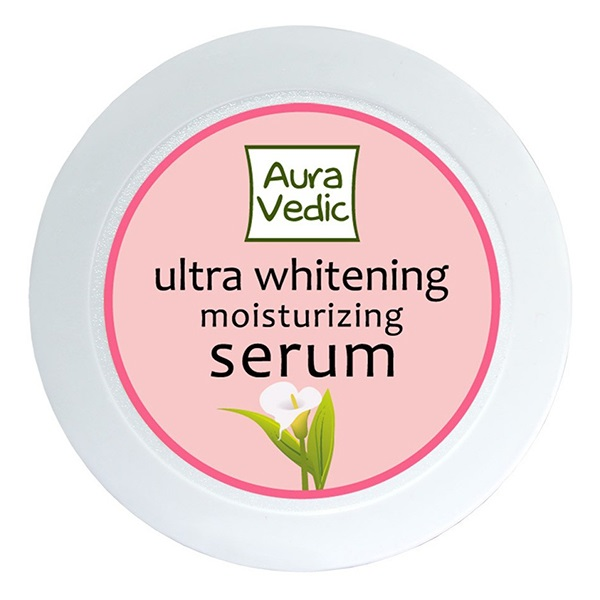 Ultra Whitening Moisturizing Serum