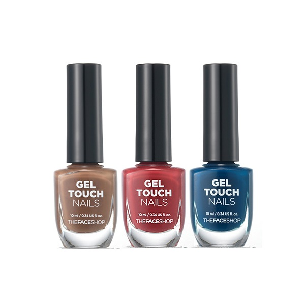 Face It Gel Touch Nails
