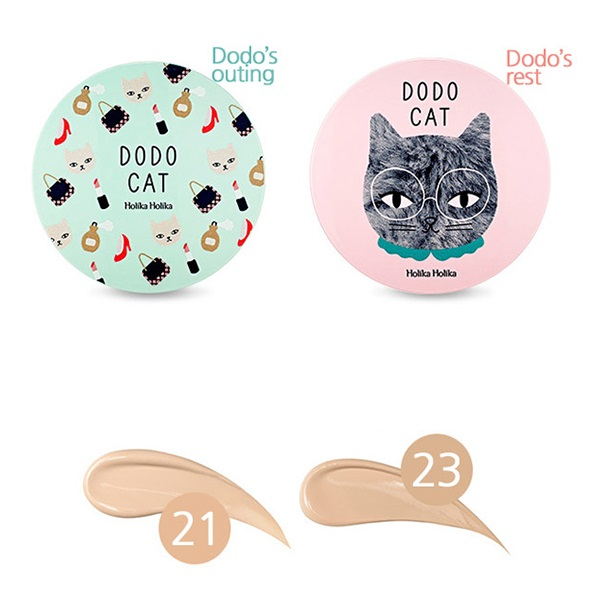 Face 2 Change DODO Cat Glow Cushion BB