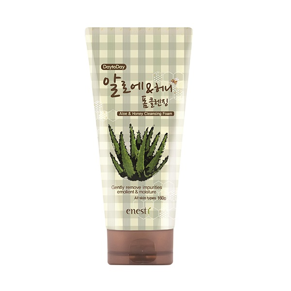 Aloe & Honey Cleansing Foam