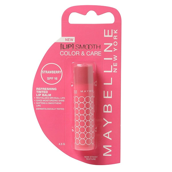Lip Smooth Color & Care Refreshing Tinted Lip Balm