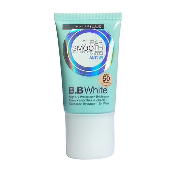 Clear Smooth BB White