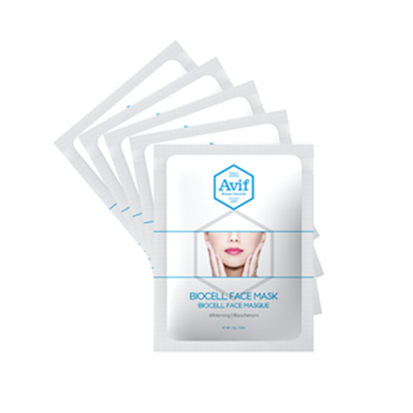 Biocell Whitening Face Mask