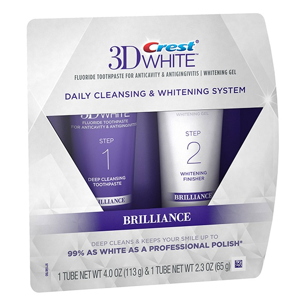 Daily Cleansing And Whitening System