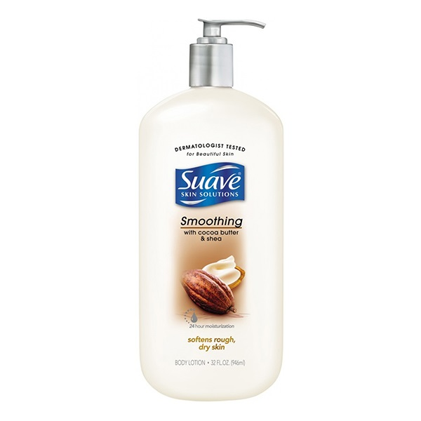 Smoothing With Cocoa Butter & Shea Body Lotion
