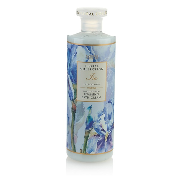 Iris Foaming Bath Cream