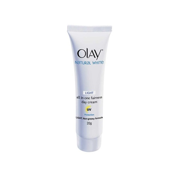 Natural White All In One Fairness Day Cream