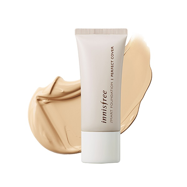 Smart Foundation I Perfect Cover