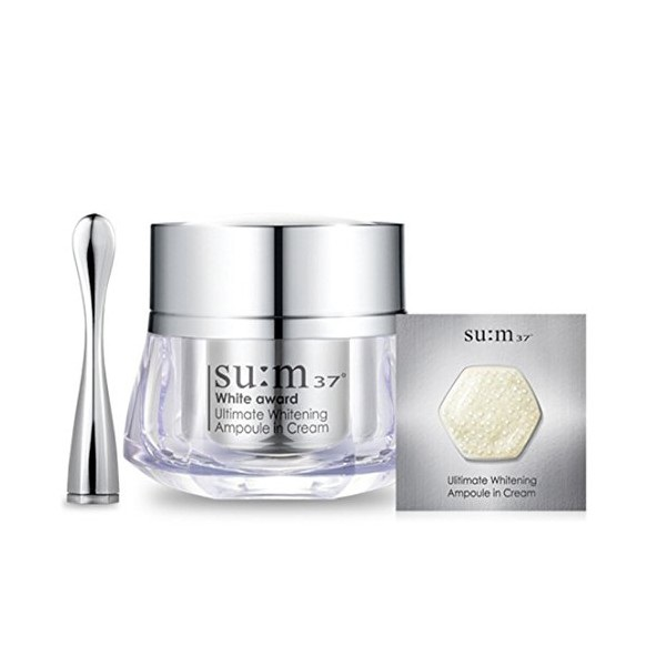 White Award Ultimate Whitening Ampoule In Cream