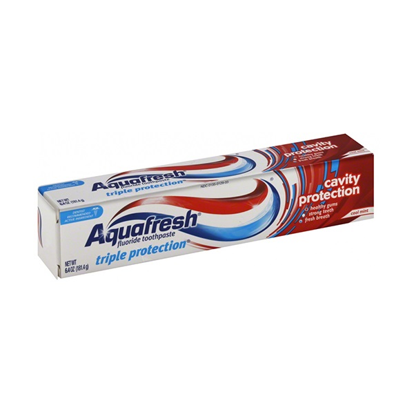 Triple Protection Cavity Protection Toothpaste