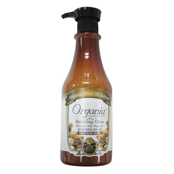 Relaxing Olive Essential Hair Shampoo
