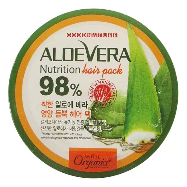 Aloe Vrea Nutrition Hair Pack
