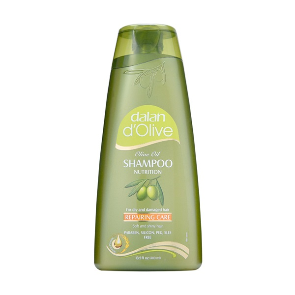 Olive Oil Shampoo Nutrition Repairing Care