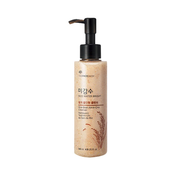 Rice Bran All in One Cleanser