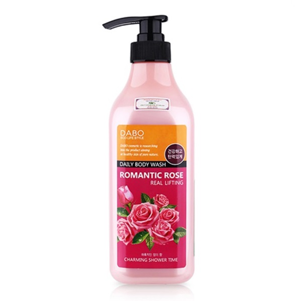 Romantic Rose Daily Body Wash