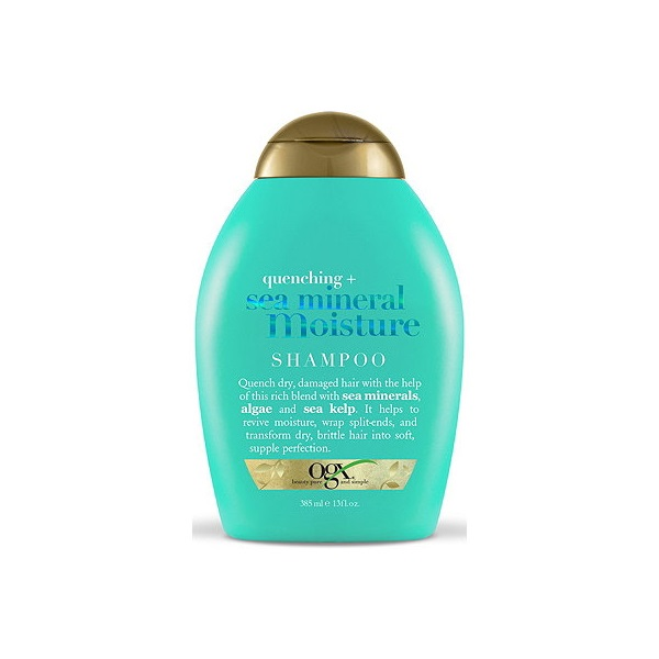 Quenched Sea Mineral Moisture Shampoo