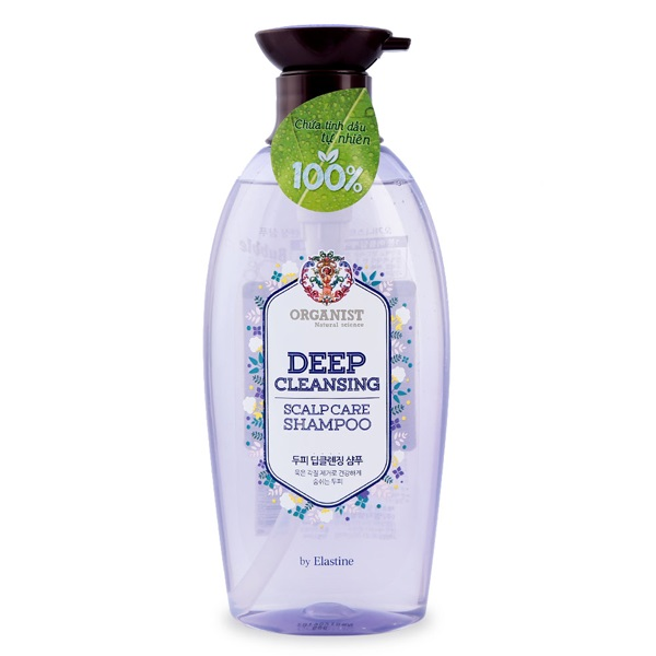Deep Cleansing Scalp Care Shampoo