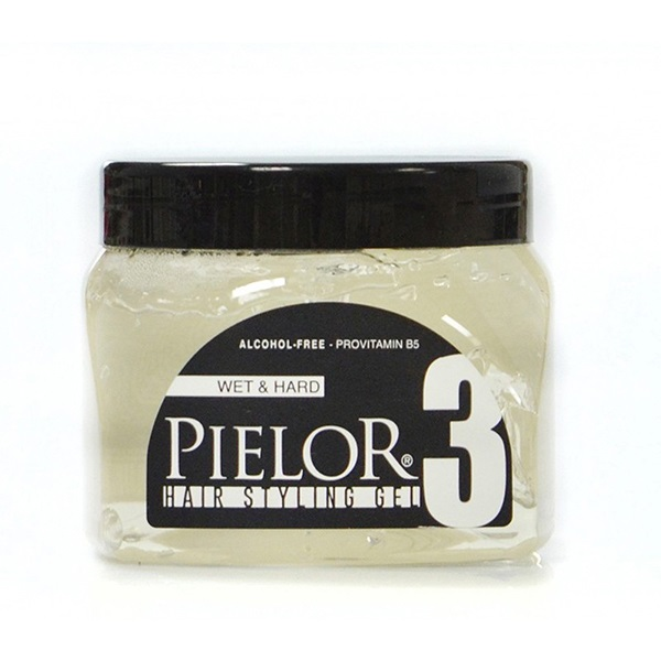Pielor Hair Styling Gel - Wet And Hard