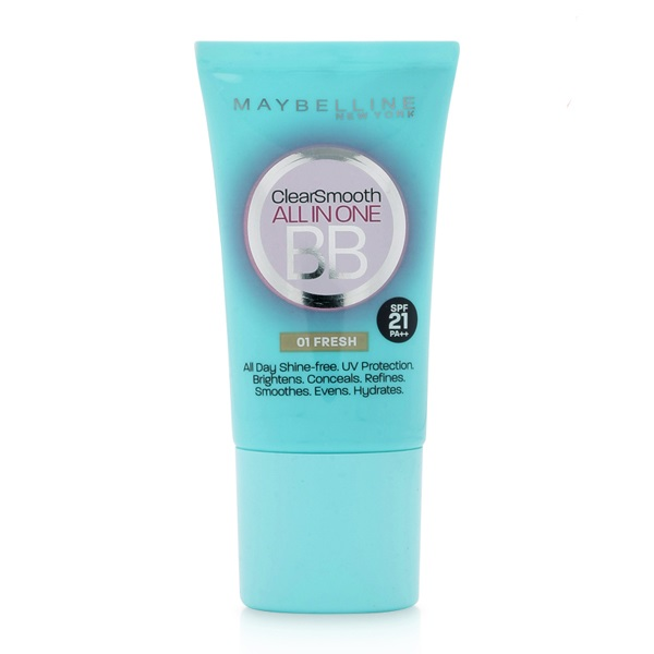 Clear Smooth All In One BB Cream SPF21 PA++++