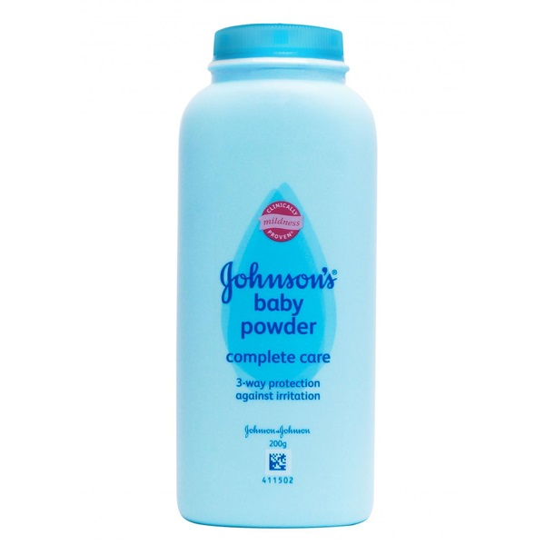 Baby Powder Complete Care