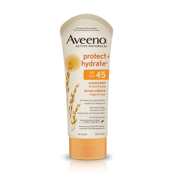 Protect + Hydrate Suncreen Lotion SPF 45