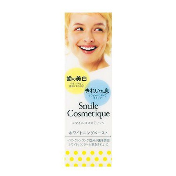 Smile Cosmetique Tooth Whitening Paste
