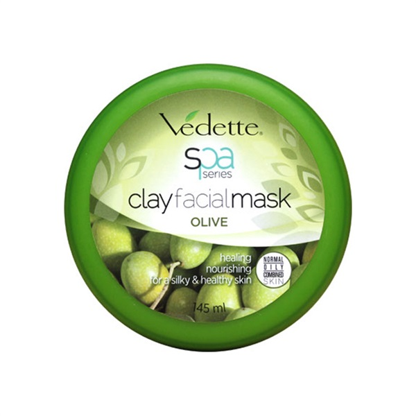 Olive Oil Clay Mask
