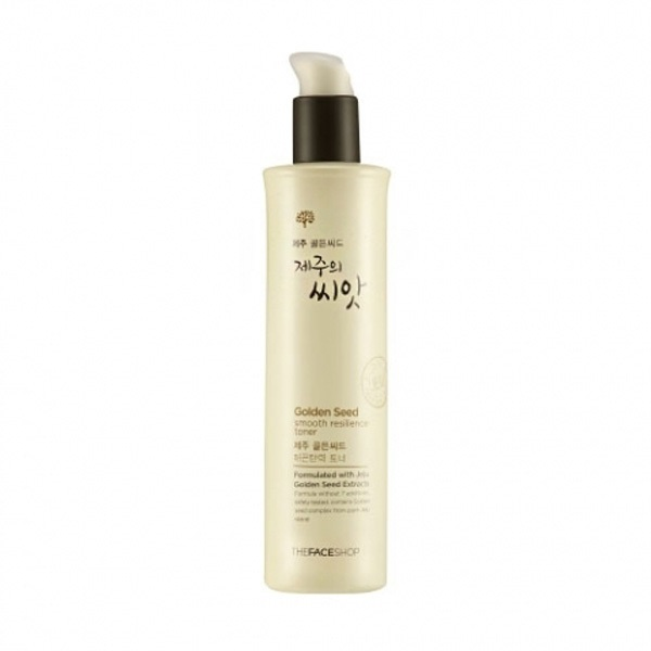 Jeju Golden Seed Smooth Resilience Toner