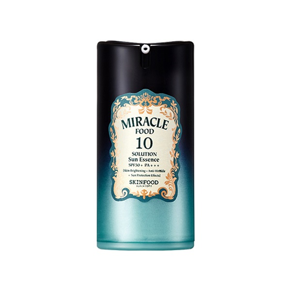 Miracle Food 10 Solution Sun Essence SPF50 PA+++