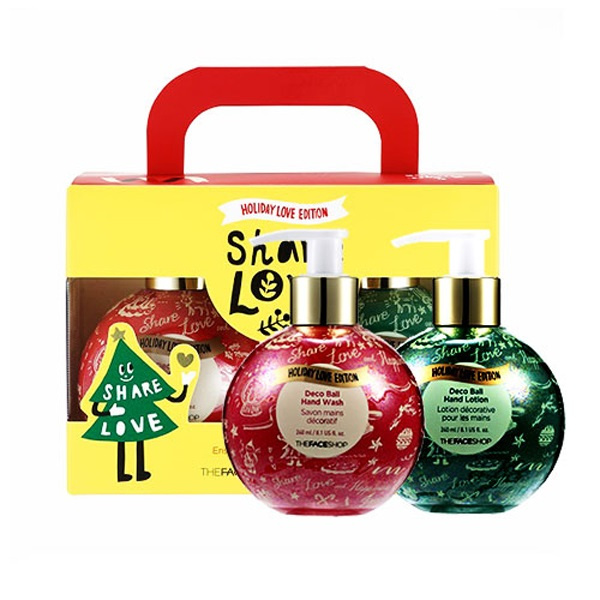 Holiday Love Edition Hand Care Set
