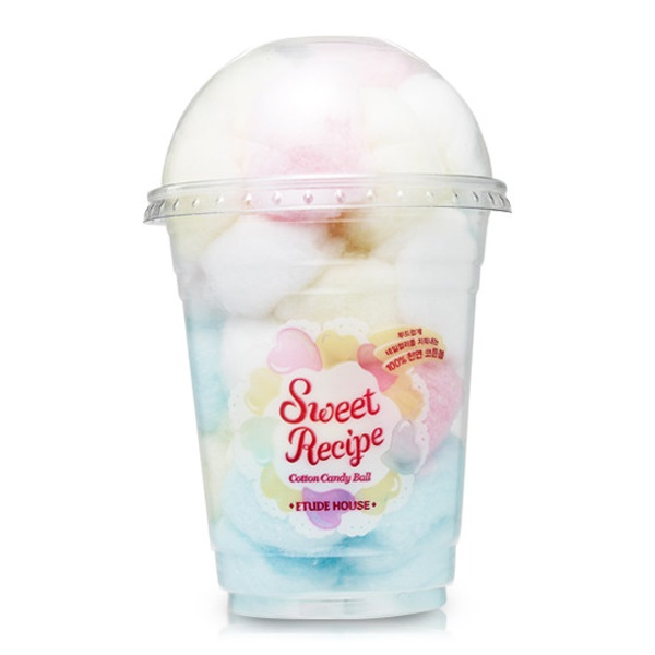 Sweet Recipe Cotton Candy Ball