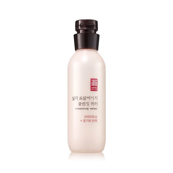 Total Aging Care Cleansing Water