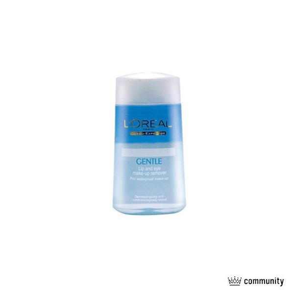 Dermo-Expertise Gentle Lip And Eye Make-up Remover