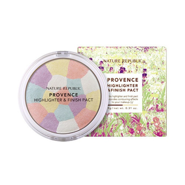 Provence Highlighter Finish Pact
