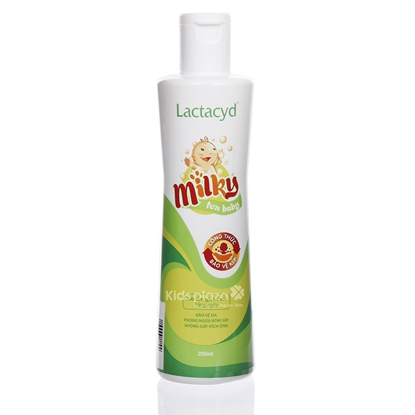 Lactacyd Milky For Baby 250ML