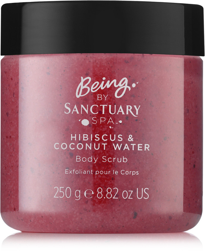 Hibiscus & Coconut Water Body Scrub