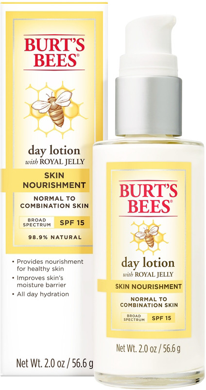Skin Nourishment Day Lotion with SPF 15