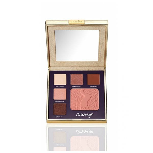 Double Duty Beauty Eye & Cheek Palette Classic Courage