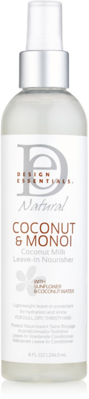 Online Only Coconut & Monoi Milk Leave-In Conditioner