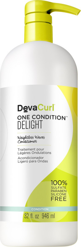 One Condition Delight Weightless Waves Conditioner