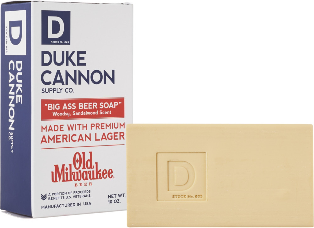 Online Only Big Ass Beer Soap