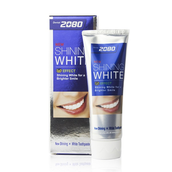 2080 Shining White 3D Effect Toothpaste